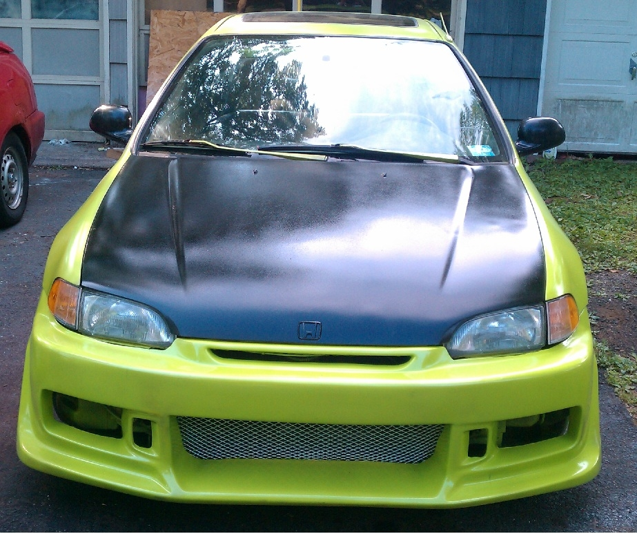 Porsche Of Wallingford >> scotty883's 1995 Honda Civic EX Coupe 2D in Wallingford, CT