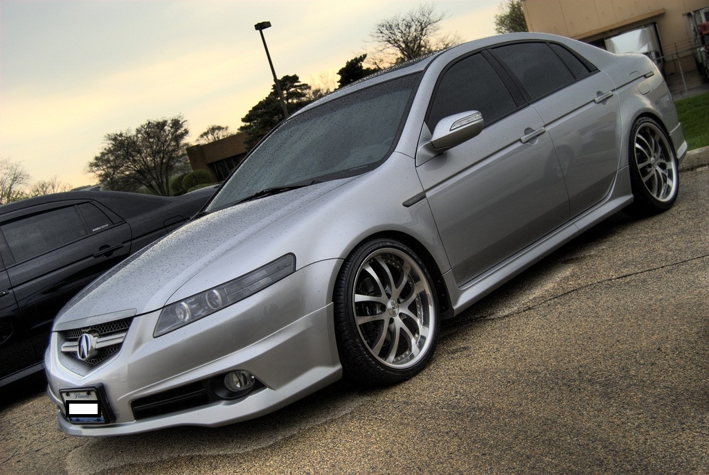 EcKoHeD Acura TLTypeS Sedan D Specs Photos Modification - Acura tl aftermarket headlights