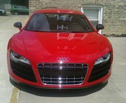 coopercautioned1s 2010 Audi R8