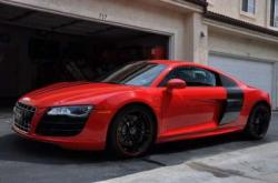 drewtoofast97s 2010 Audi R8