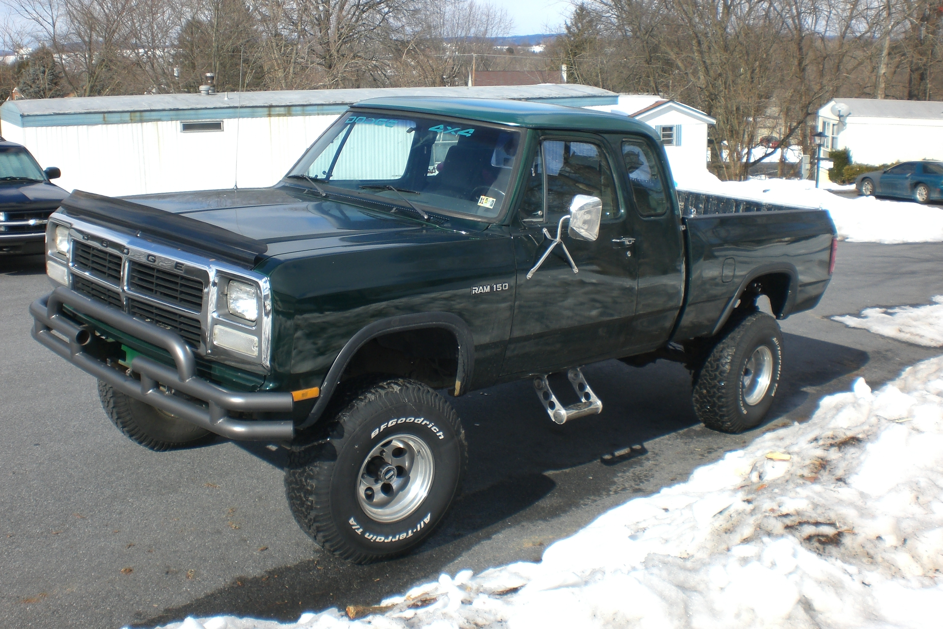 Service Manual  Electric Power Steering 1992 Dodge D150