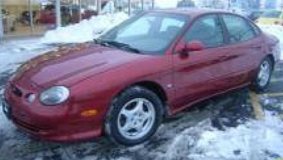 Another mooneys 1997 Ford Taurus post... - 15035136