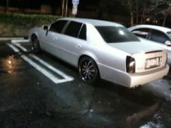 CadillacGees 2003 Cadillac DeVille