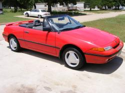 randyshears 1992 Mercury Capri