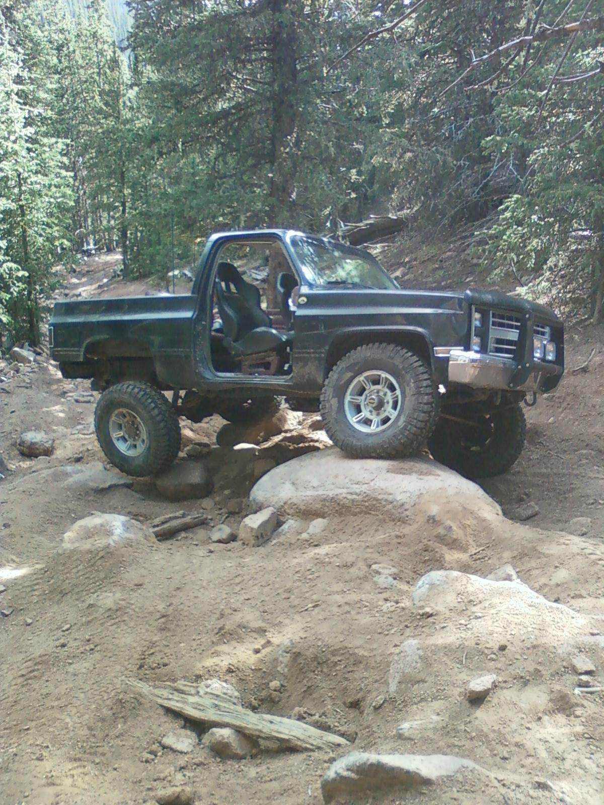 gm4x4lover 1987 Chevrolet Blazer