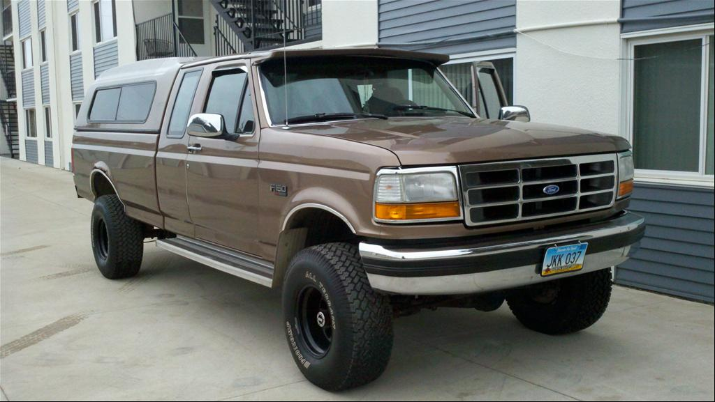 1993 1996 Ford F150 Lifted For Sale Html Autos Weblog