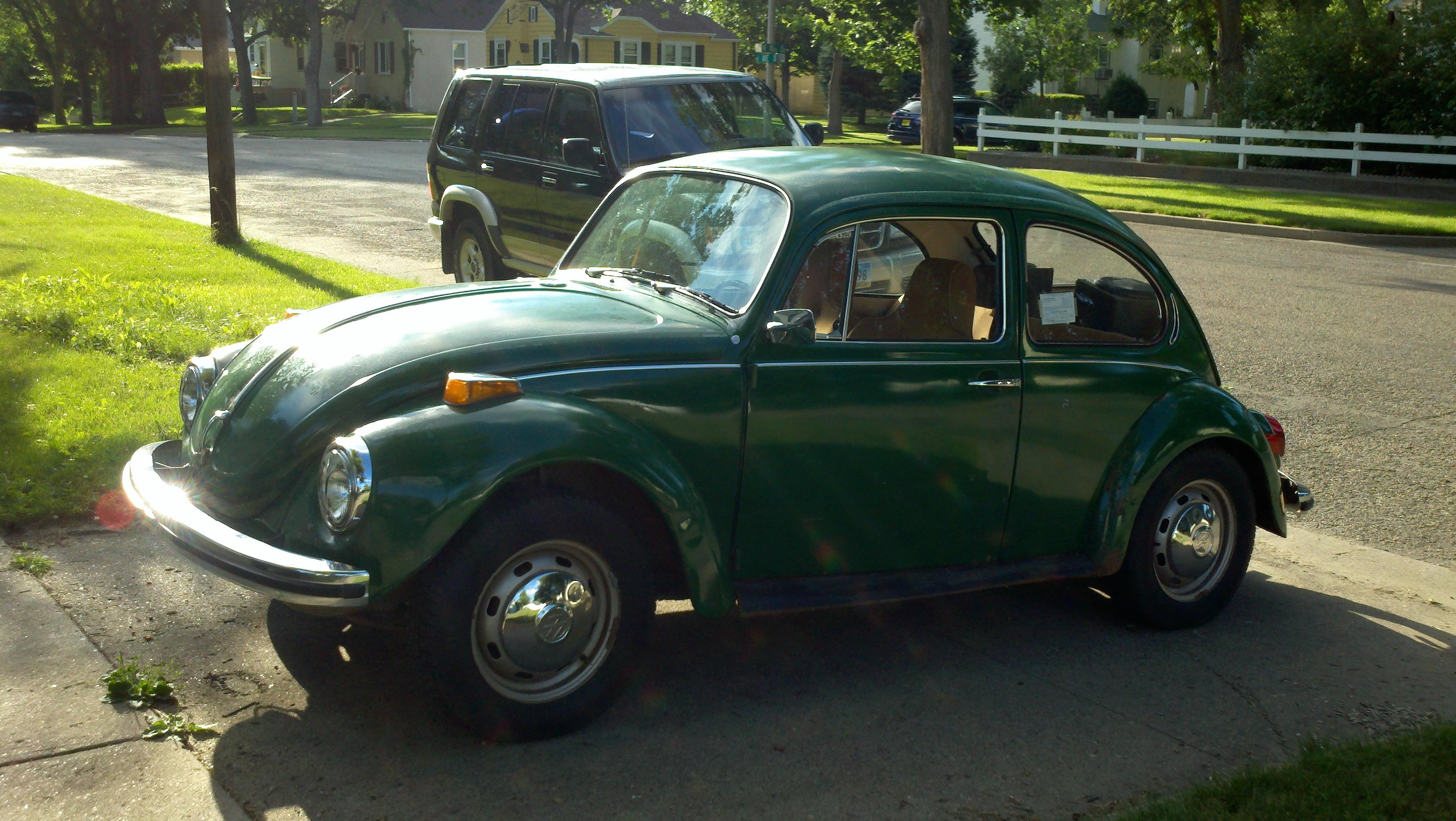 jackedupf150 1972 Volkswagen Super Beetle Specs, Photos, Modification Info at CarDomain