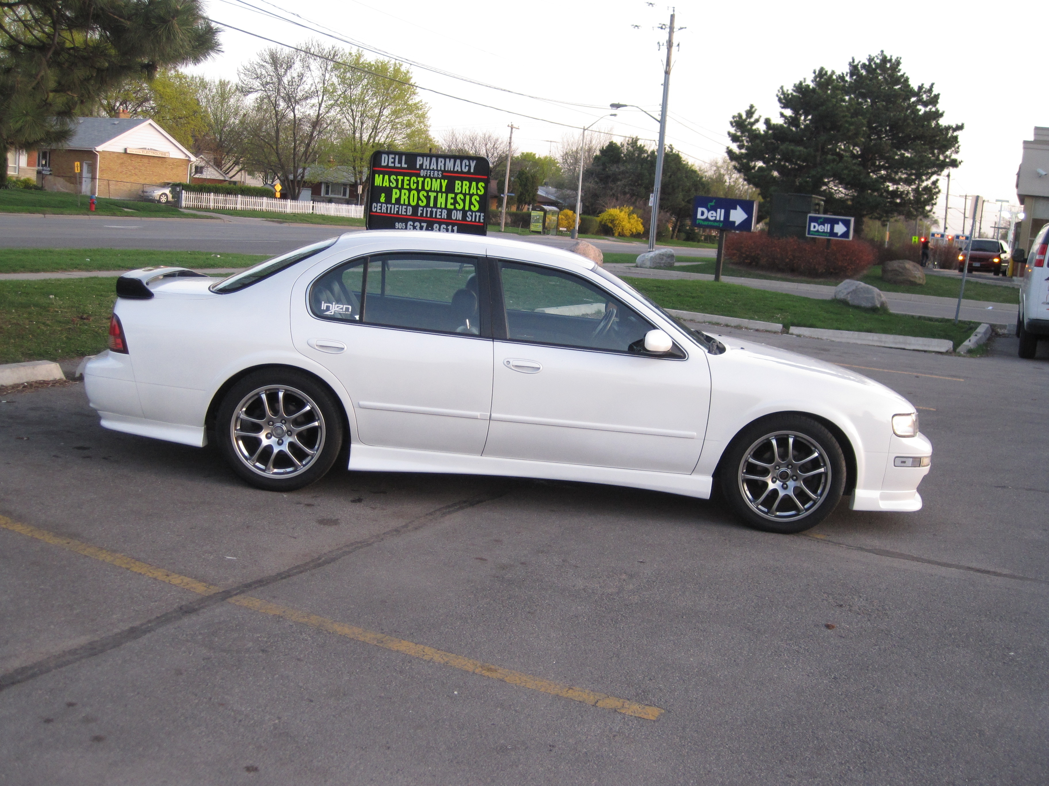 ramer425 1998 nissan maxima specs, photos, modification info at