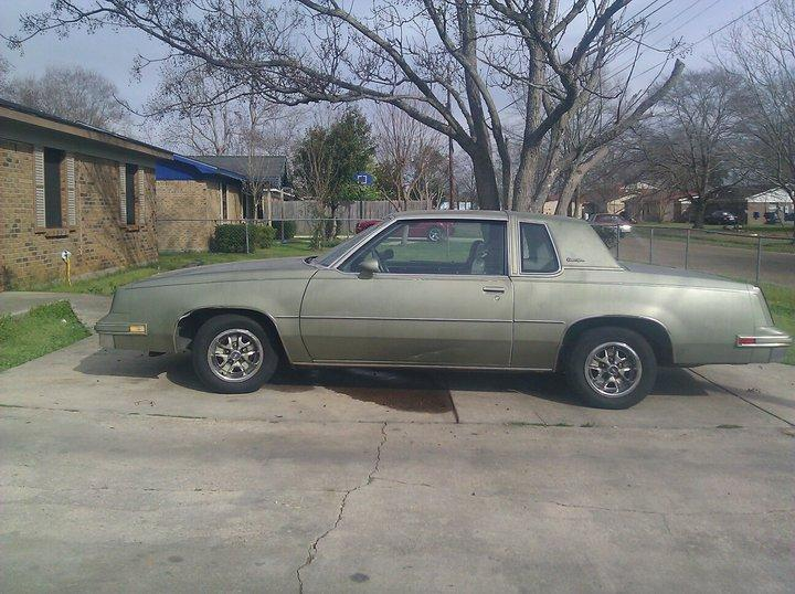 Another Self_MAde19 1985 Oldsmobile Cutlass Supreme post... - 15037759
