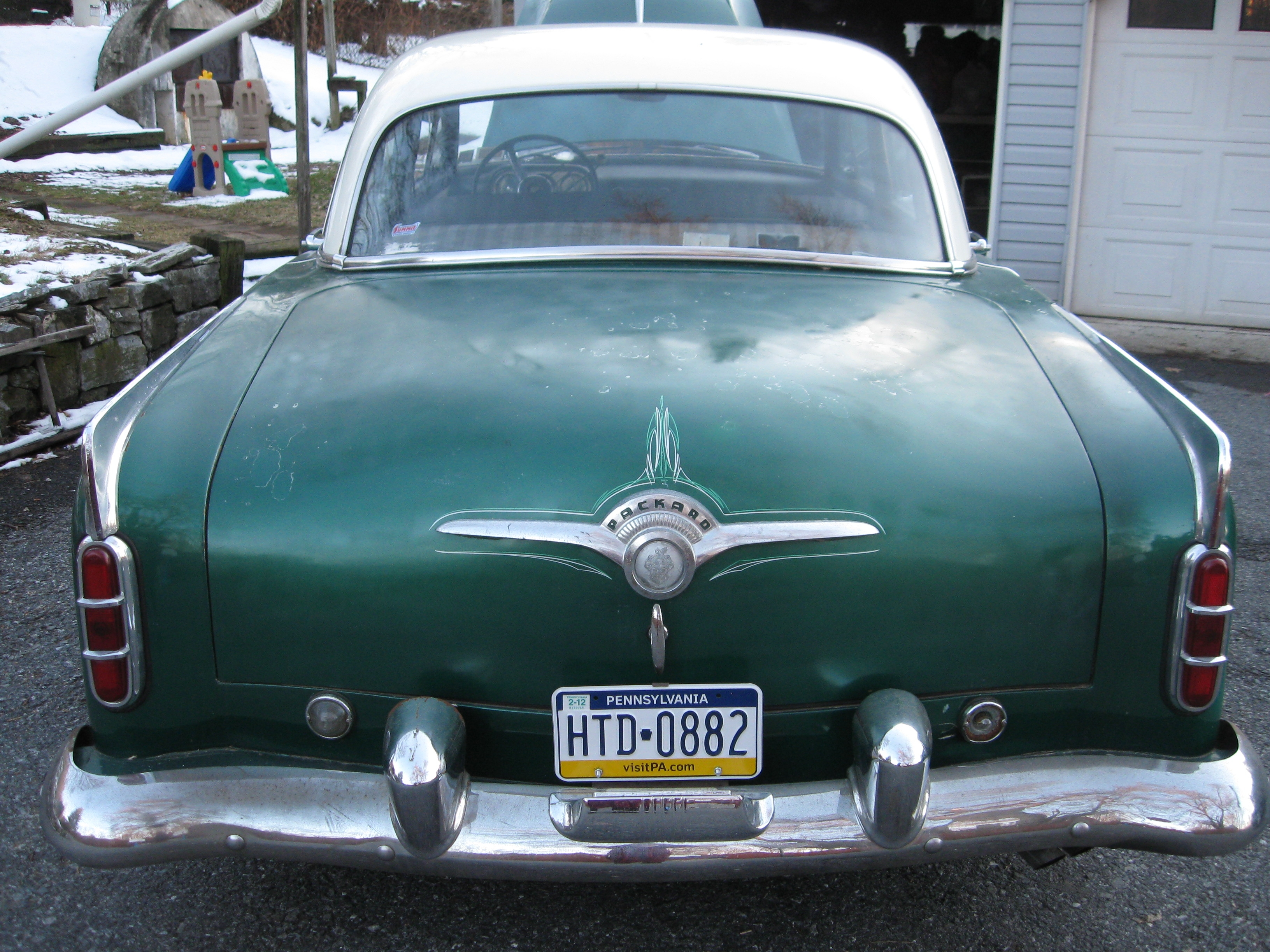 Go2hells 1952 Packard 200 Specs Photos Modification Info At Cardomain