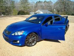 mudman104 2009 Lexus IS F