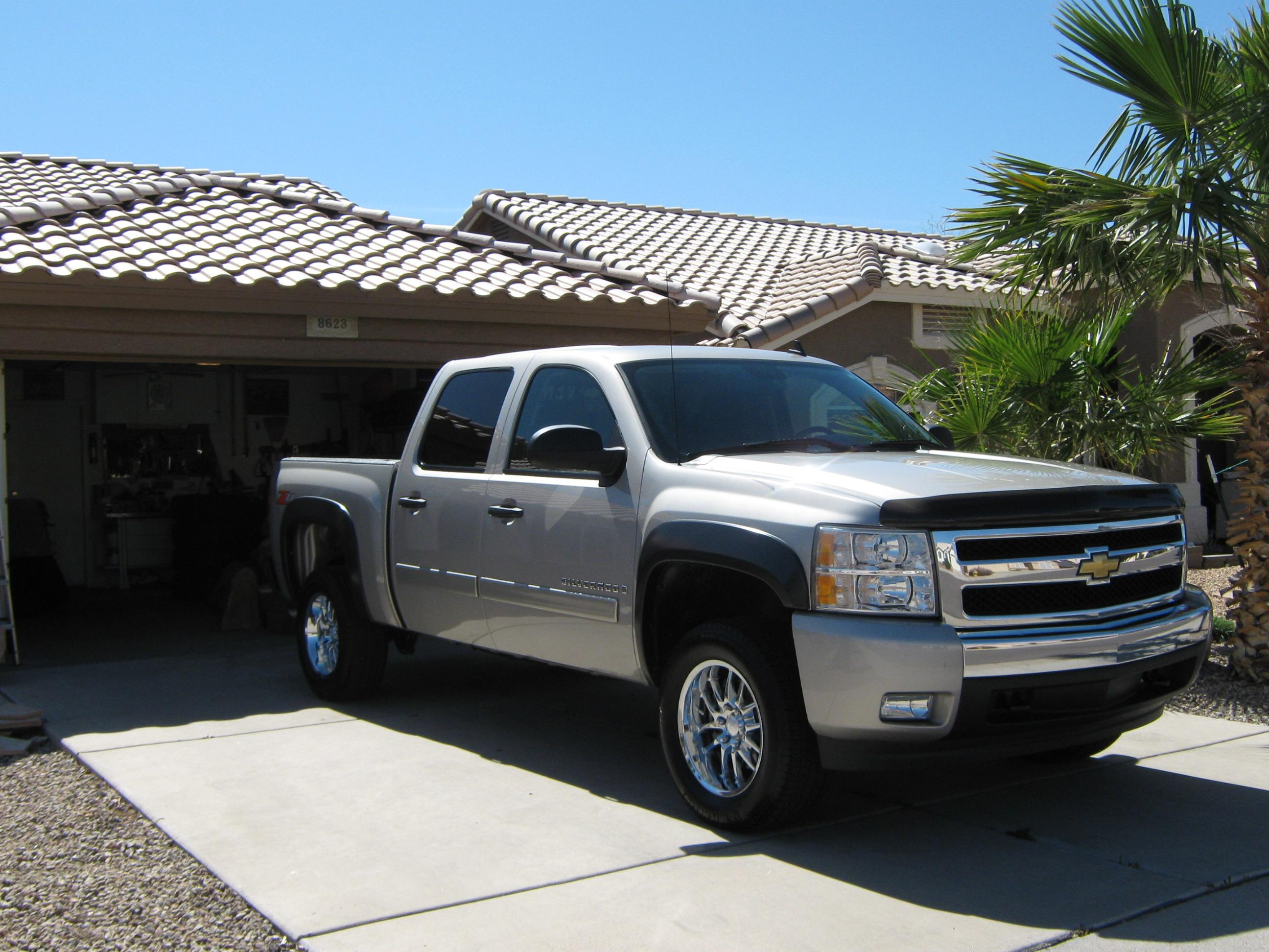 Another silverado1966 2007 Chevrolet Silverado (Classic) 1500 HD Crew Cab post... - 17323902