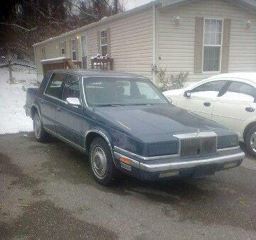 Another cinci_probe_LX 1989 Chrysler New Yorker post... - 15038549