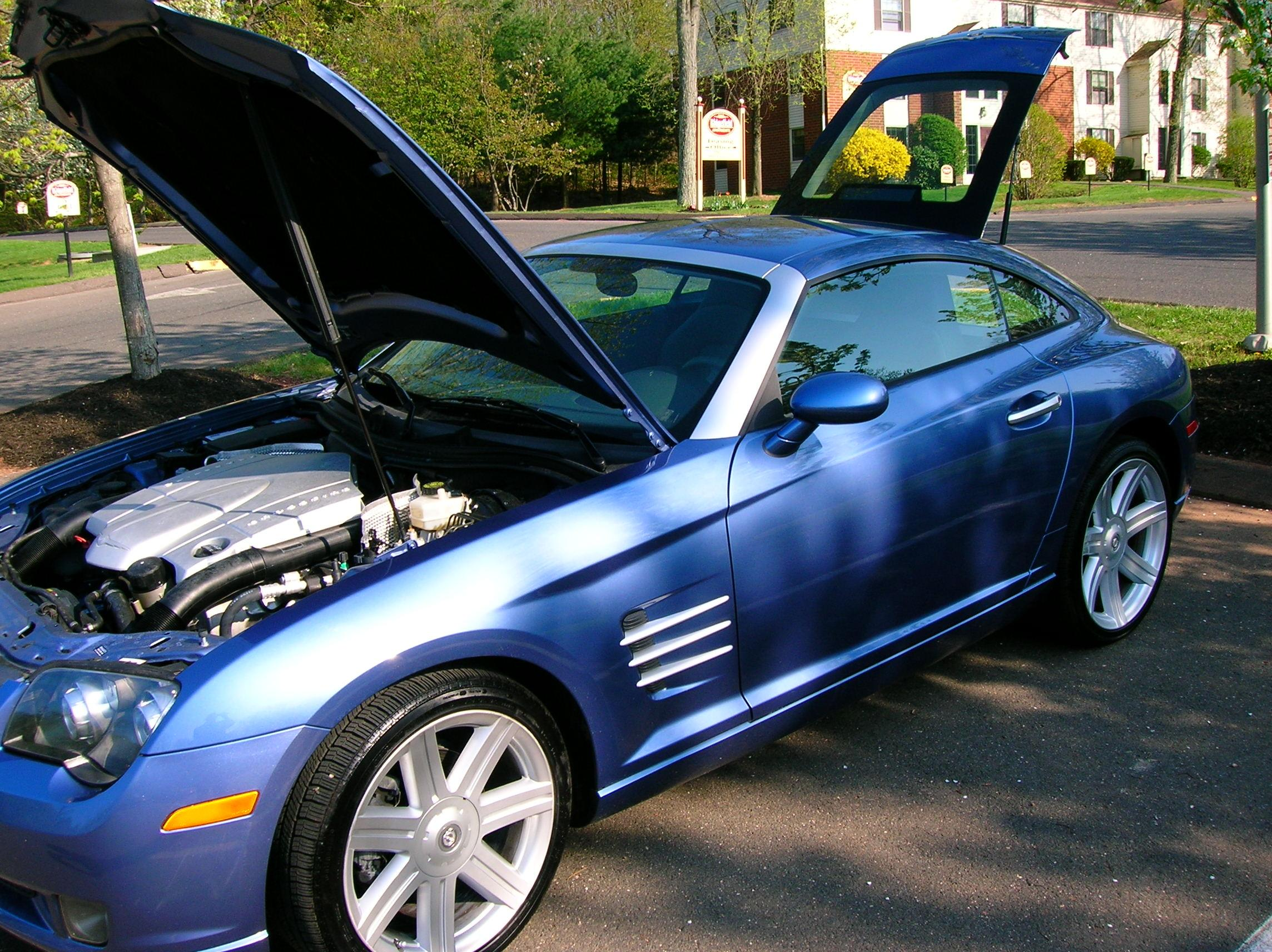 Another BlueFire06 2006 Chrysler Crossfire post... - 15038550