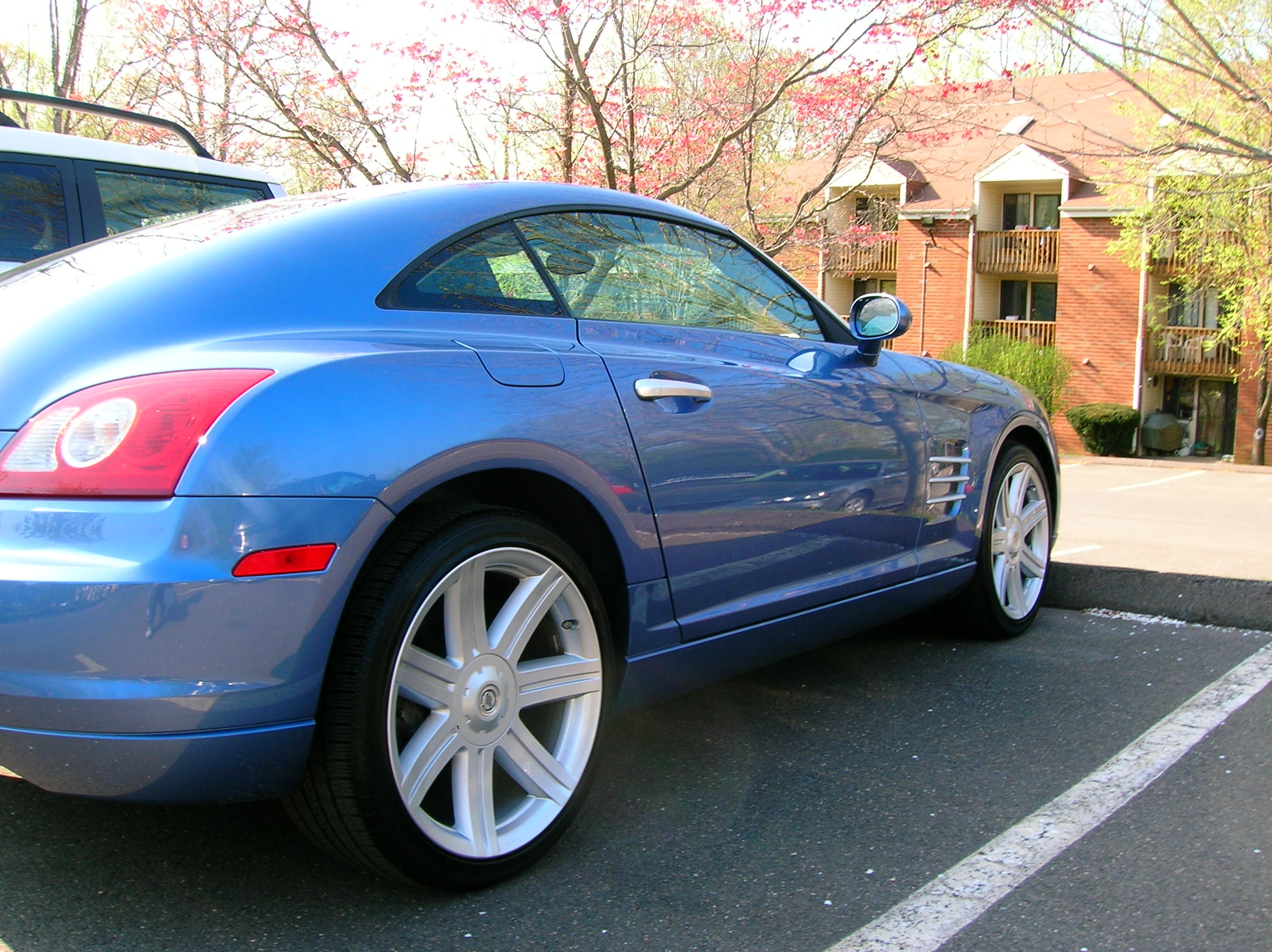 Another BlueFire06 2006 Chrysler Crossfire post... - 15038554