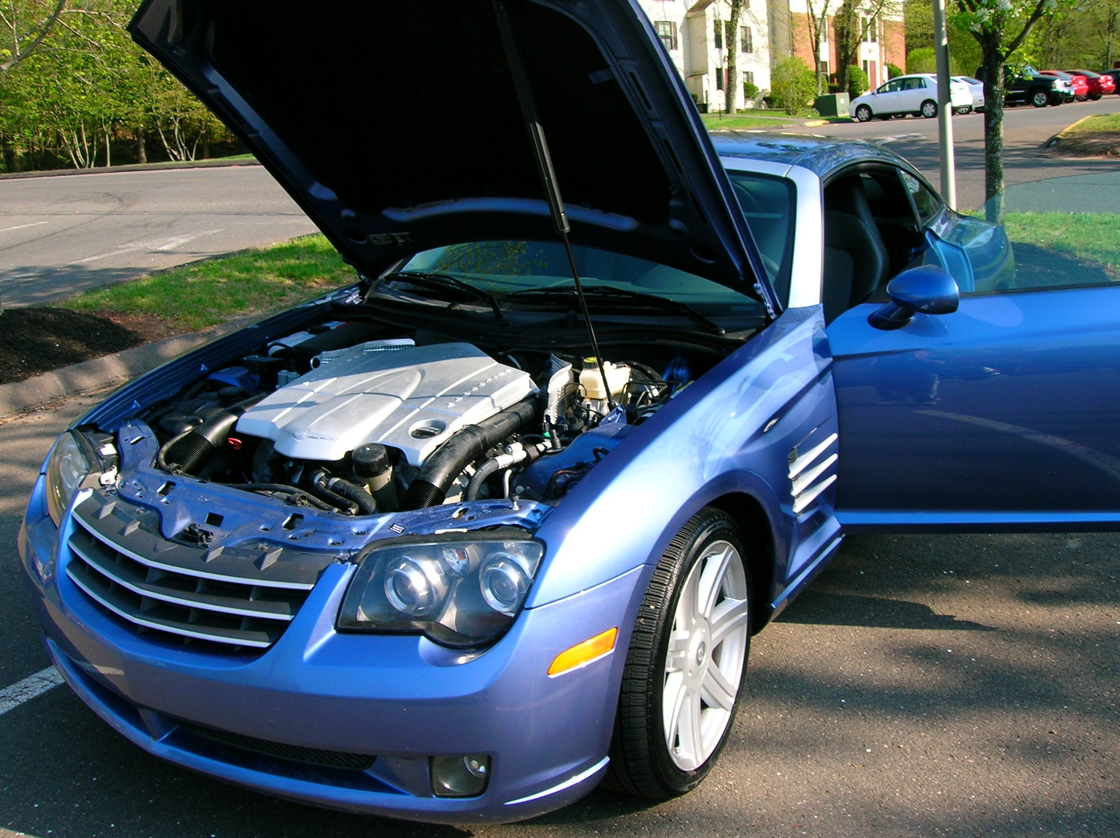 Another BlueFire06 2006 Chrysler Crossfire post... - 15038562