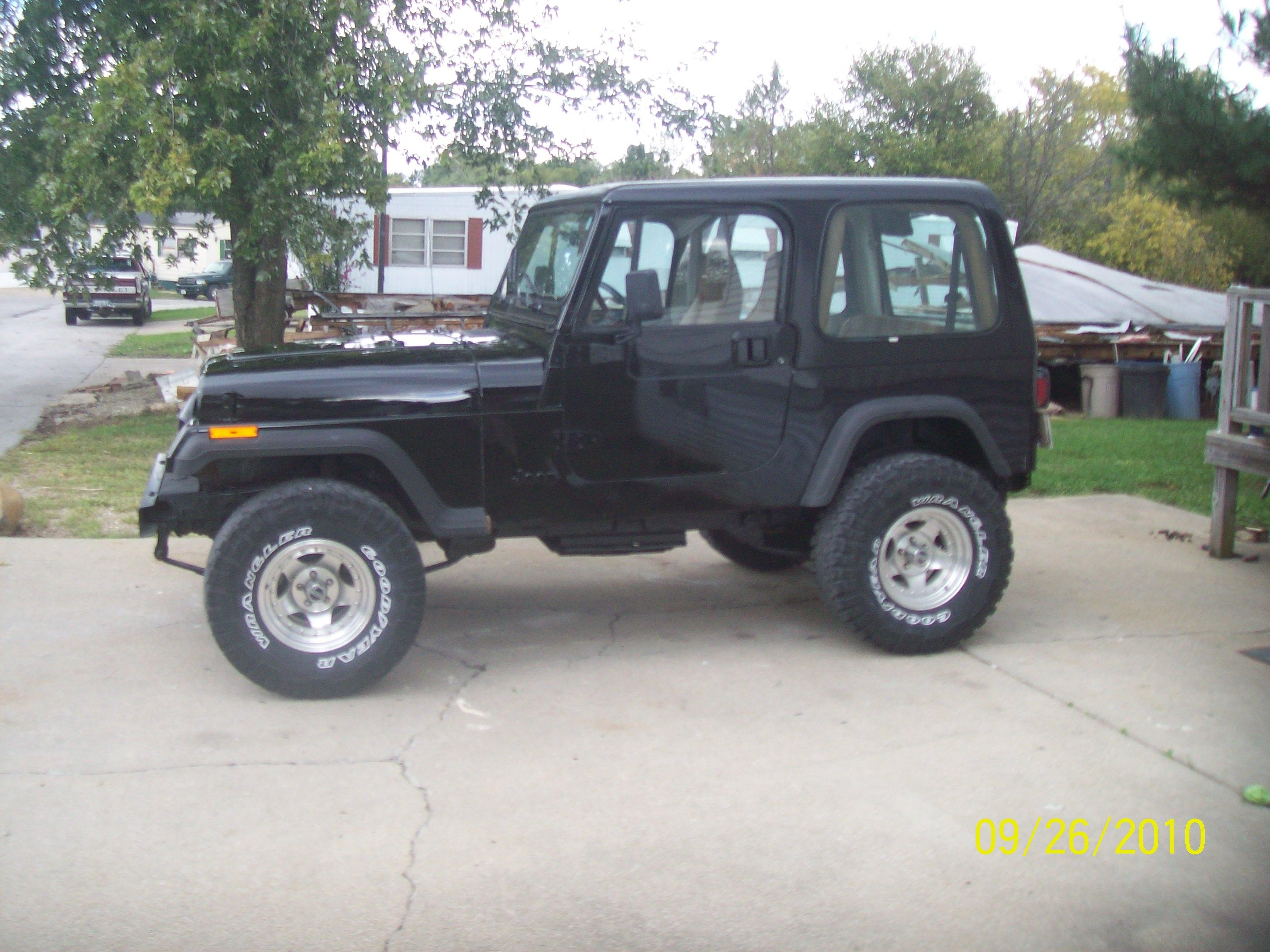 JohnnyBlaze78's 1995 Jeep CJ7