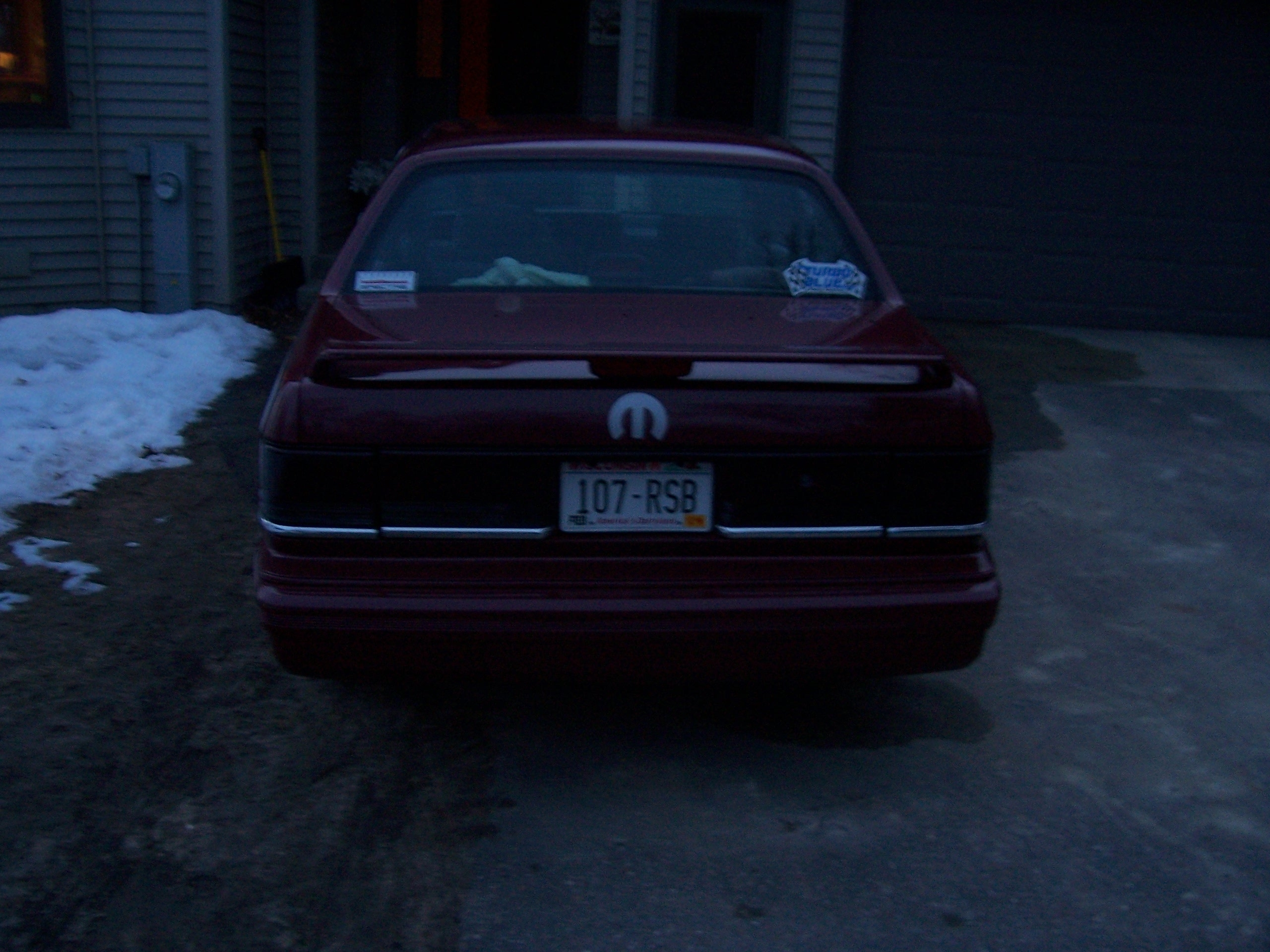 Another Pulsar_racer04 1995 Plymouth Acclaim post... - 15038802