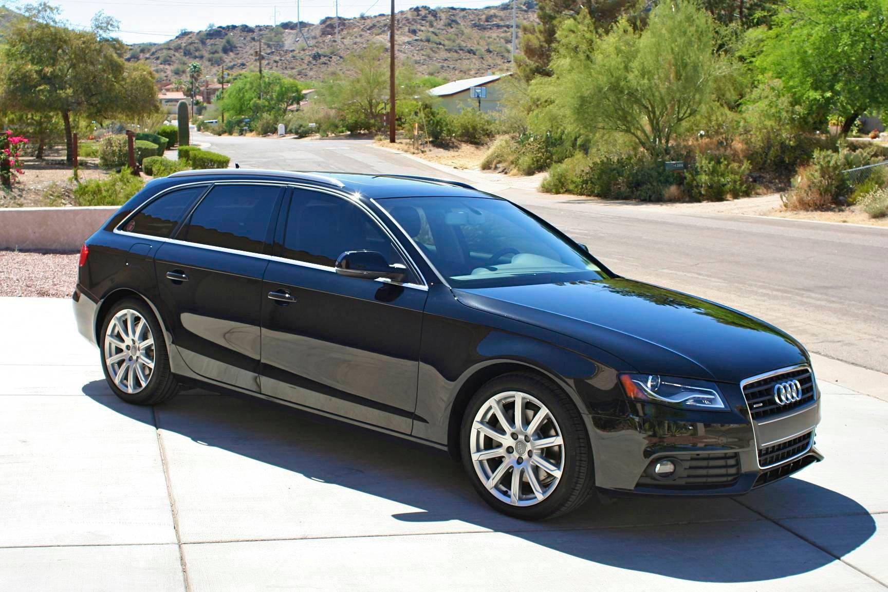 mrperfect's 2010 Audi A4