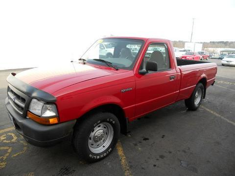 2000 Ford Ranger Regular Cab