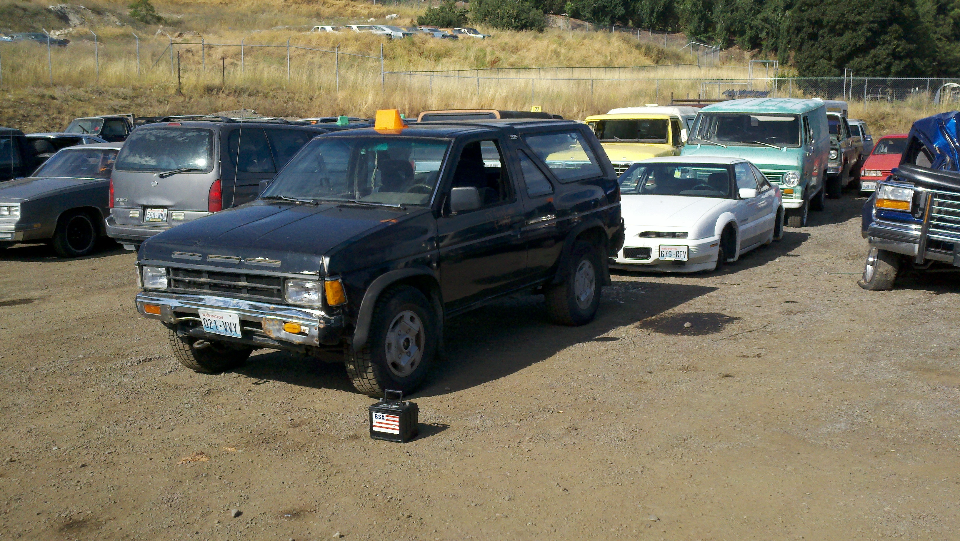 Another NissanZealot 1988 Nissan Pathfinder post... - 15039137