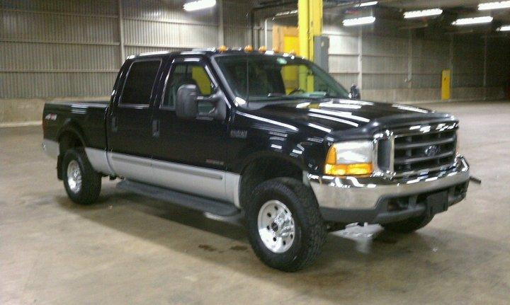 ford 1999 f250 specs
