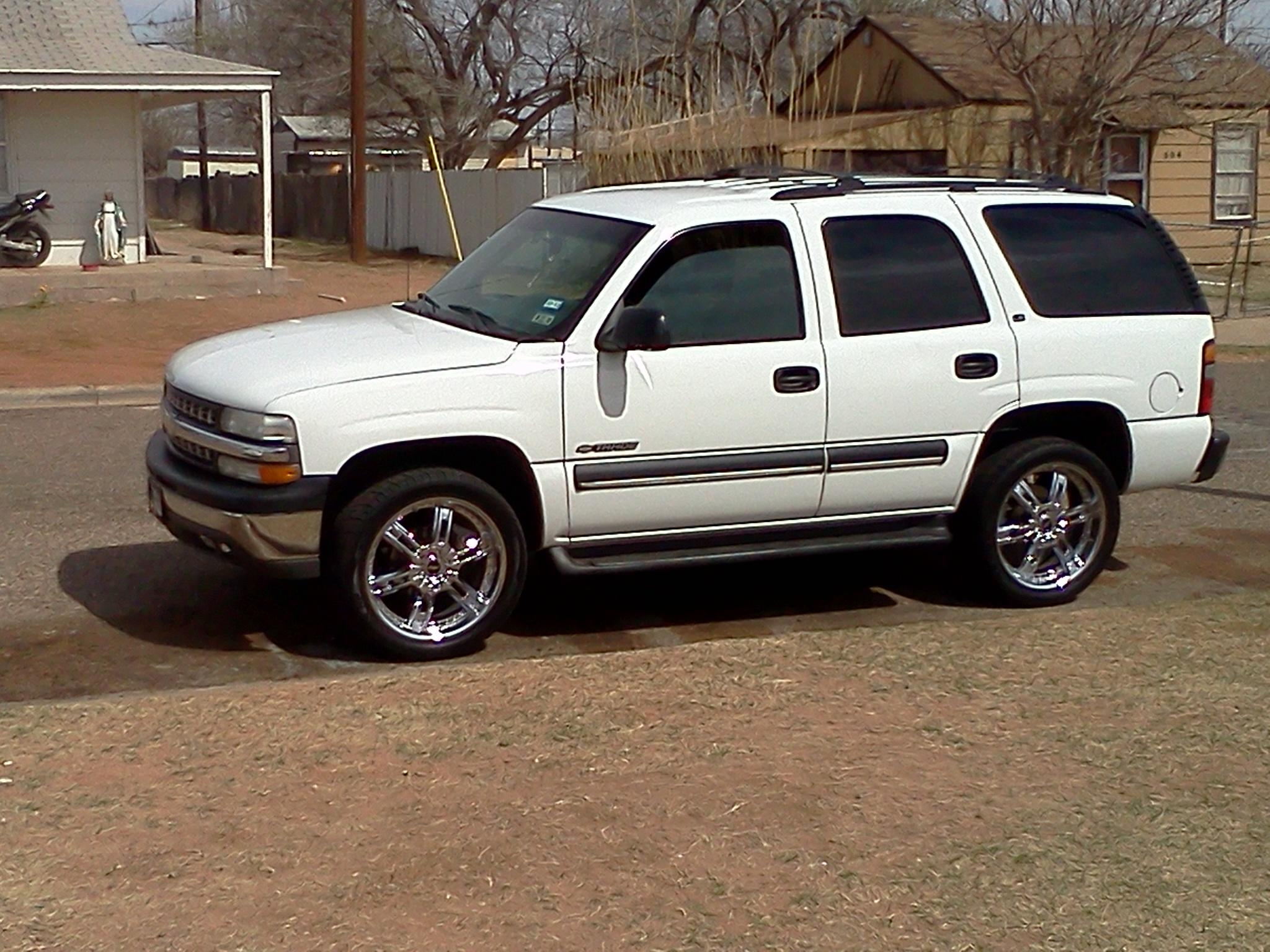 sonny95sub 2002 Chevrolet Tahoe Specs, Photos, Modification Info at