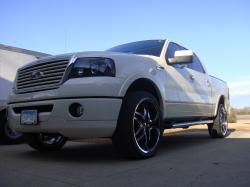 JoeyP150s 2008 Ford F150 SuperCrew Cab