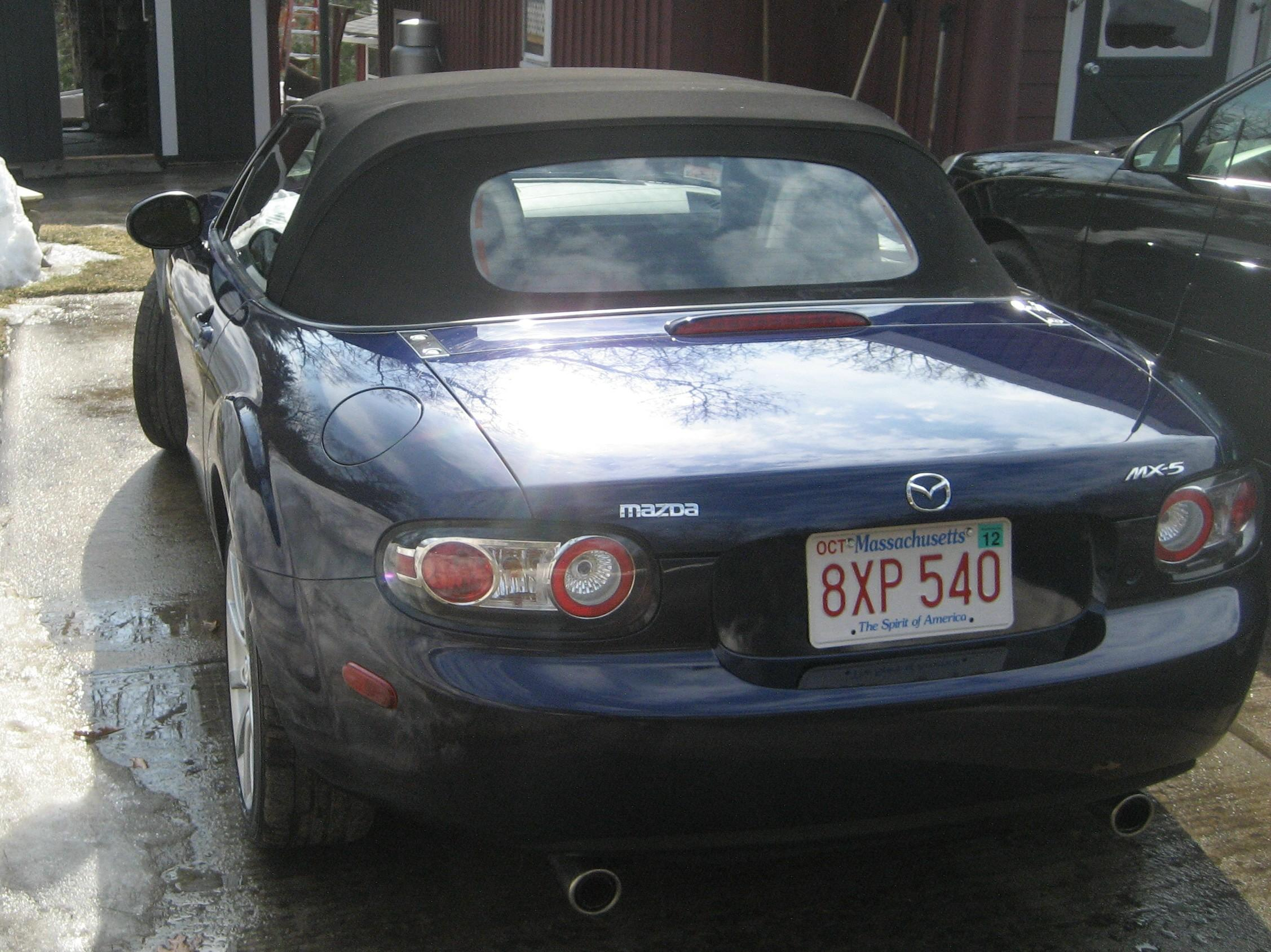 Another MXTRACAR 2008 Mazda Miata MX-5 post... - 15040892