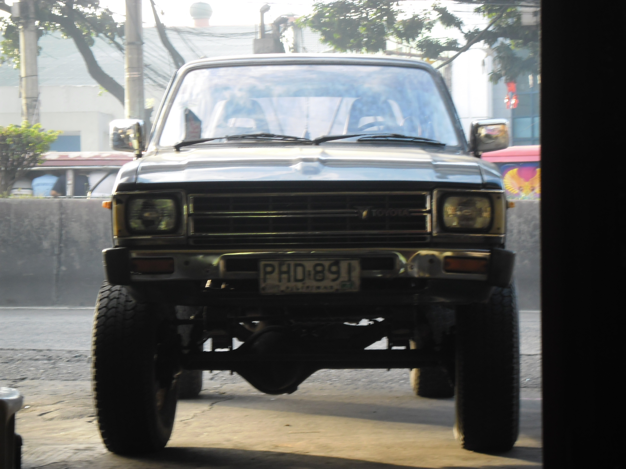Another phiboy 1982 Toyota HiLux post... - 15509626