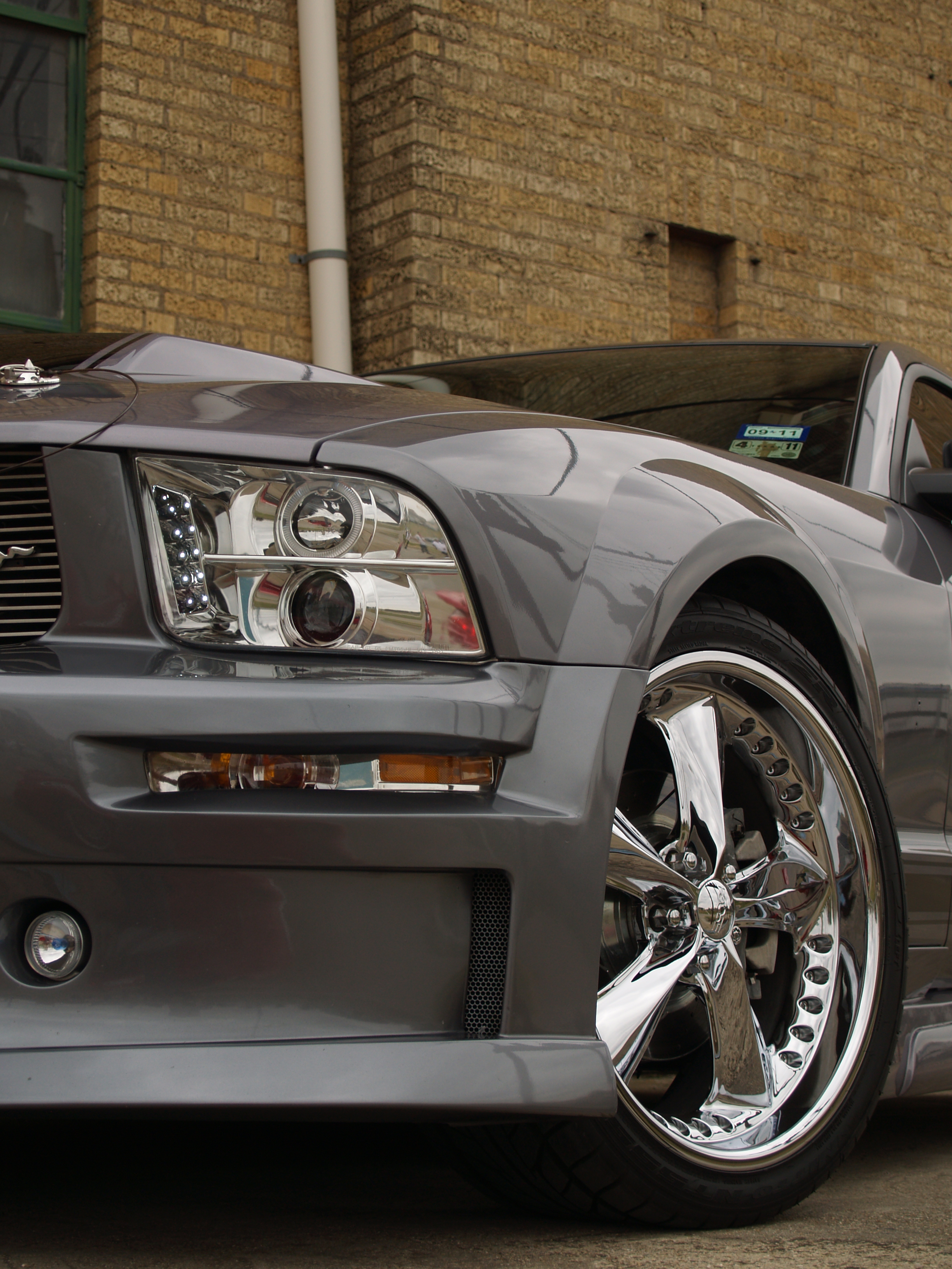 Another oifundertaker 2006 Ford Mustang post... - 15041489