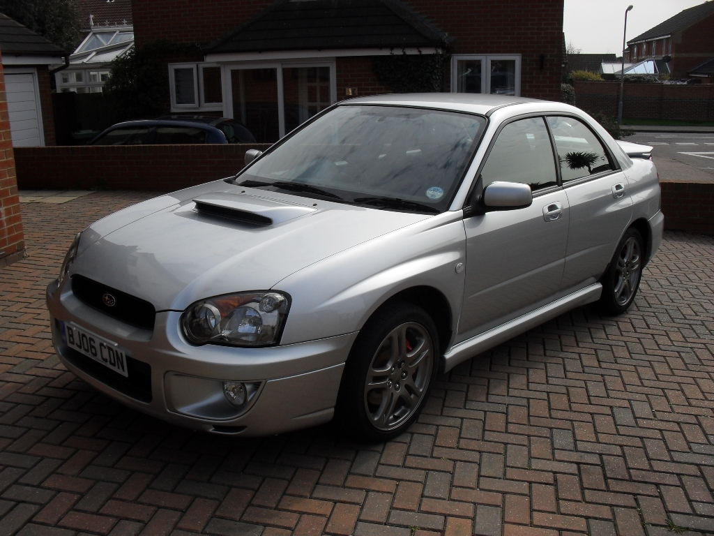 Another f4uxy 2006 Subaru Impreza post... - 15043087