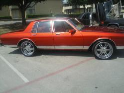 KiDDQuEs 1987 Chevrolet Caprice Classic