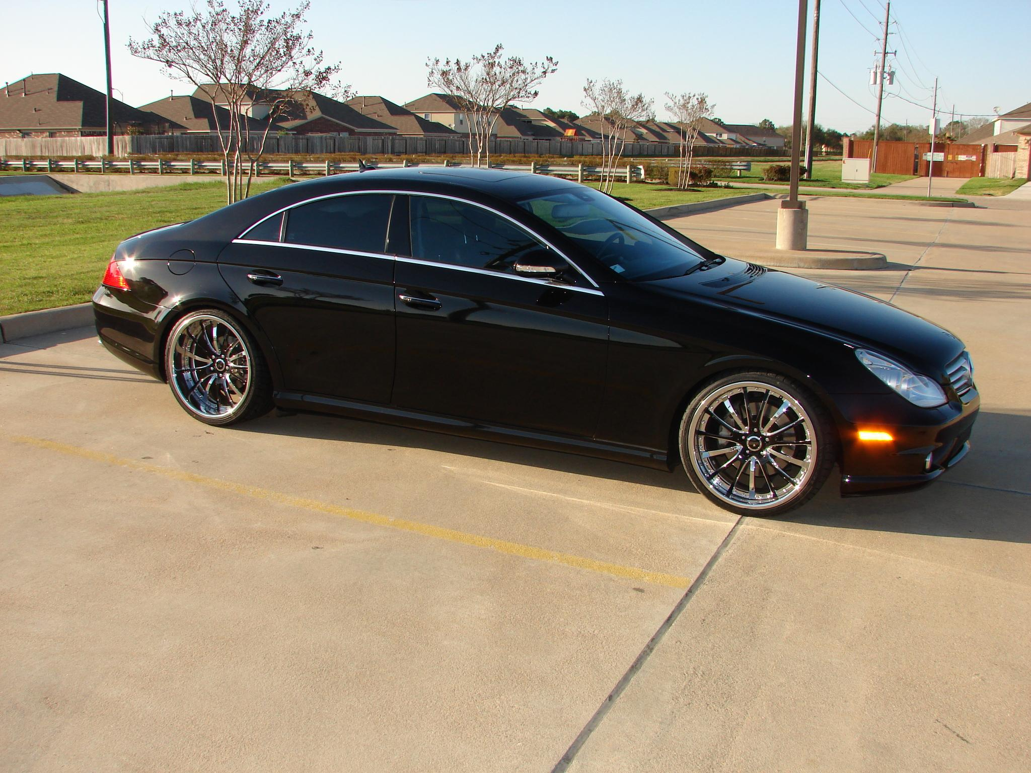image gallery 2008 mercedes benz cls550