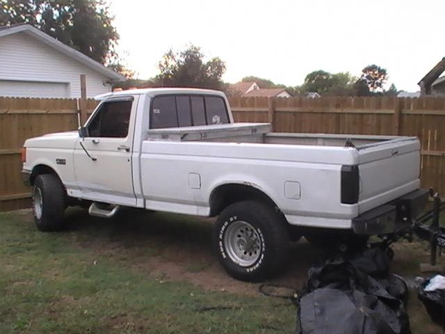 Another male31pd 1989 Ford F250 Regular Cab post... - 15043400