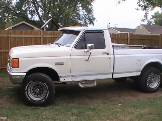 Another male31pd 1989 Ford F250 Regular Cab post... - 15043401