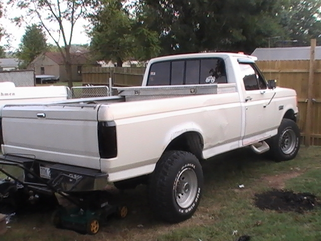 Another male31pd 1989 Ford F250 Regular Cab post... - 15043403