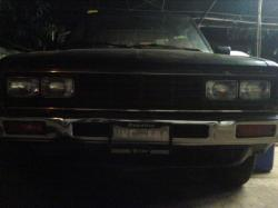80Maros 1986 Nissan 720 Pick-Up
