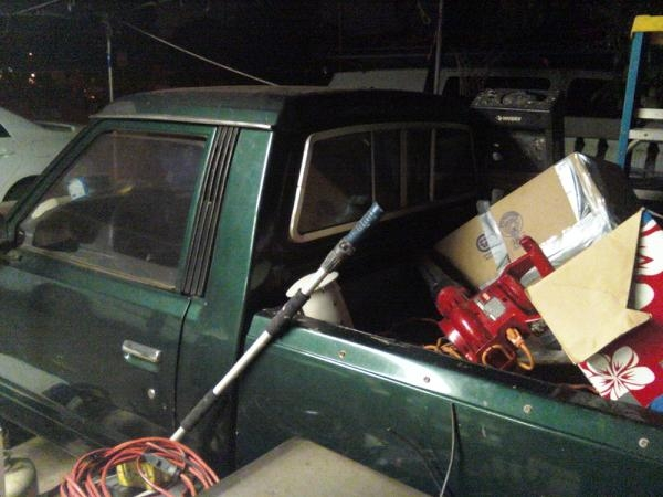 Another 80Maro 1986 Nissan 720 Pick-Up post... - 15043451