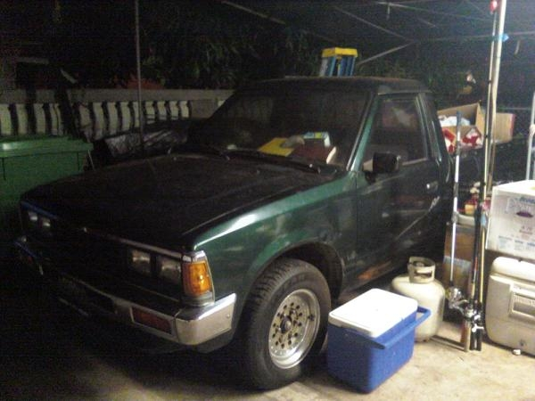 Another 80Maro 1986 Nissan 720 Pick-Up post... - 15043452