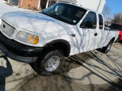 mcmxcix 1999 Ford F150 Super Cab