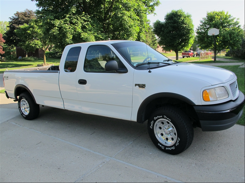 2001 Ford F150 Extended Cab 4x4 Weight | Autos Post