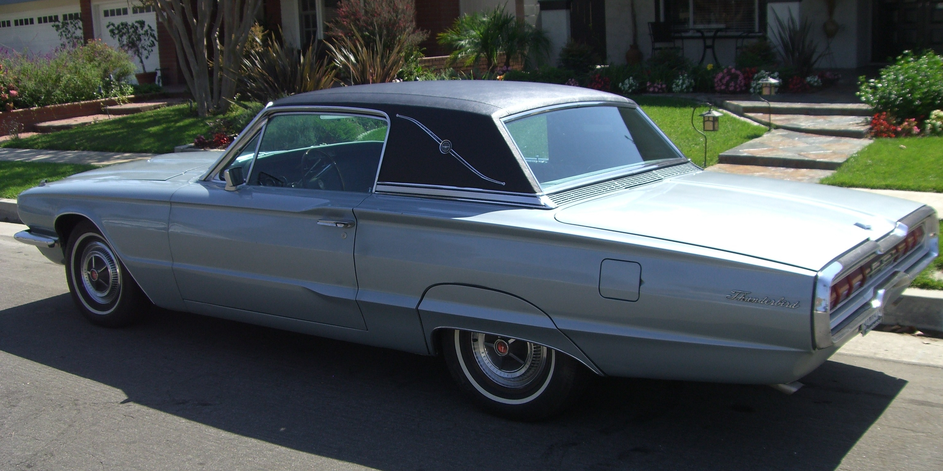 Another bshell 1966 Ford Thunderbird post... - 15043628