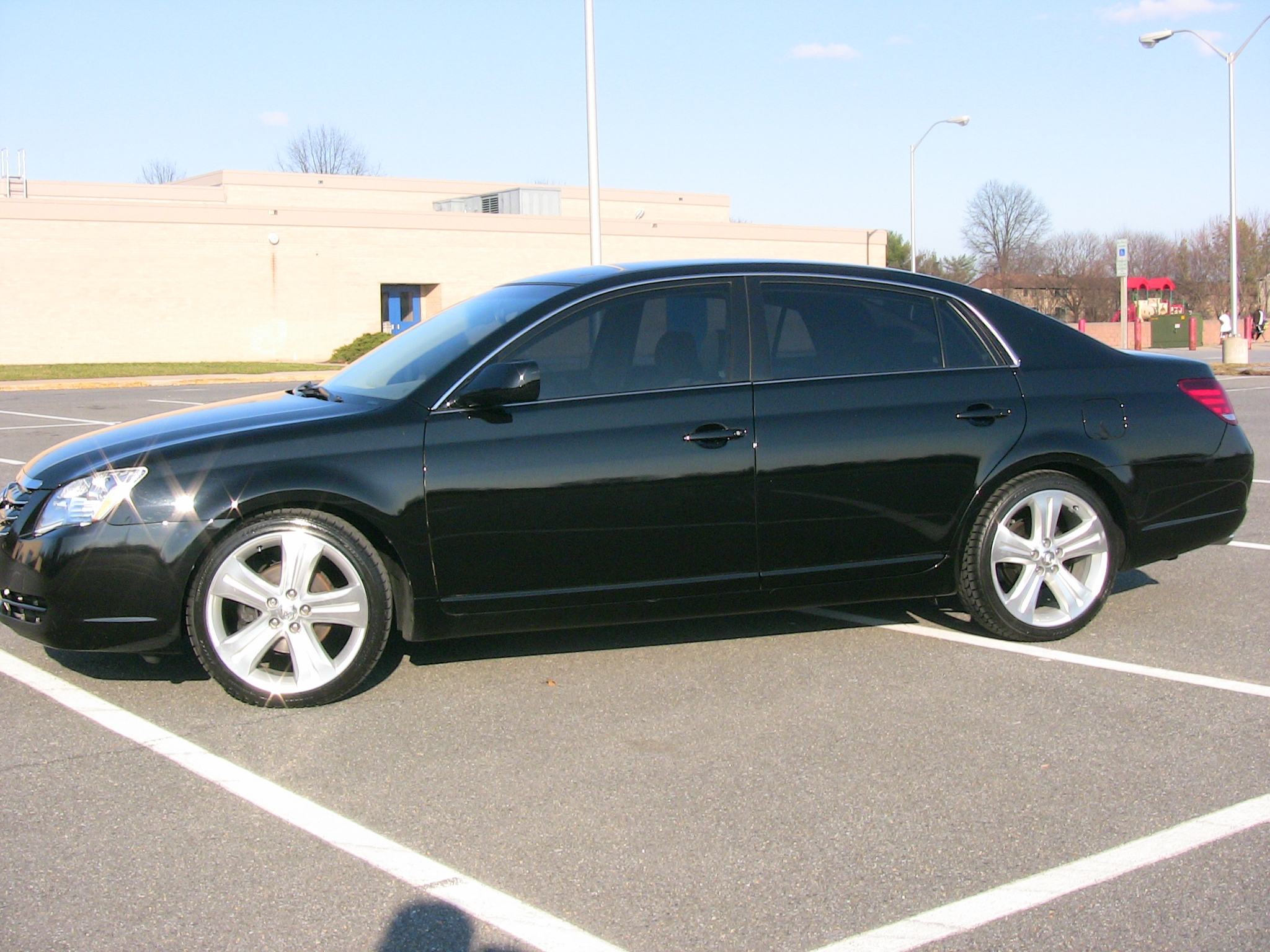 Another cpuforever 2006 Toyota Avalon post... - 15044601