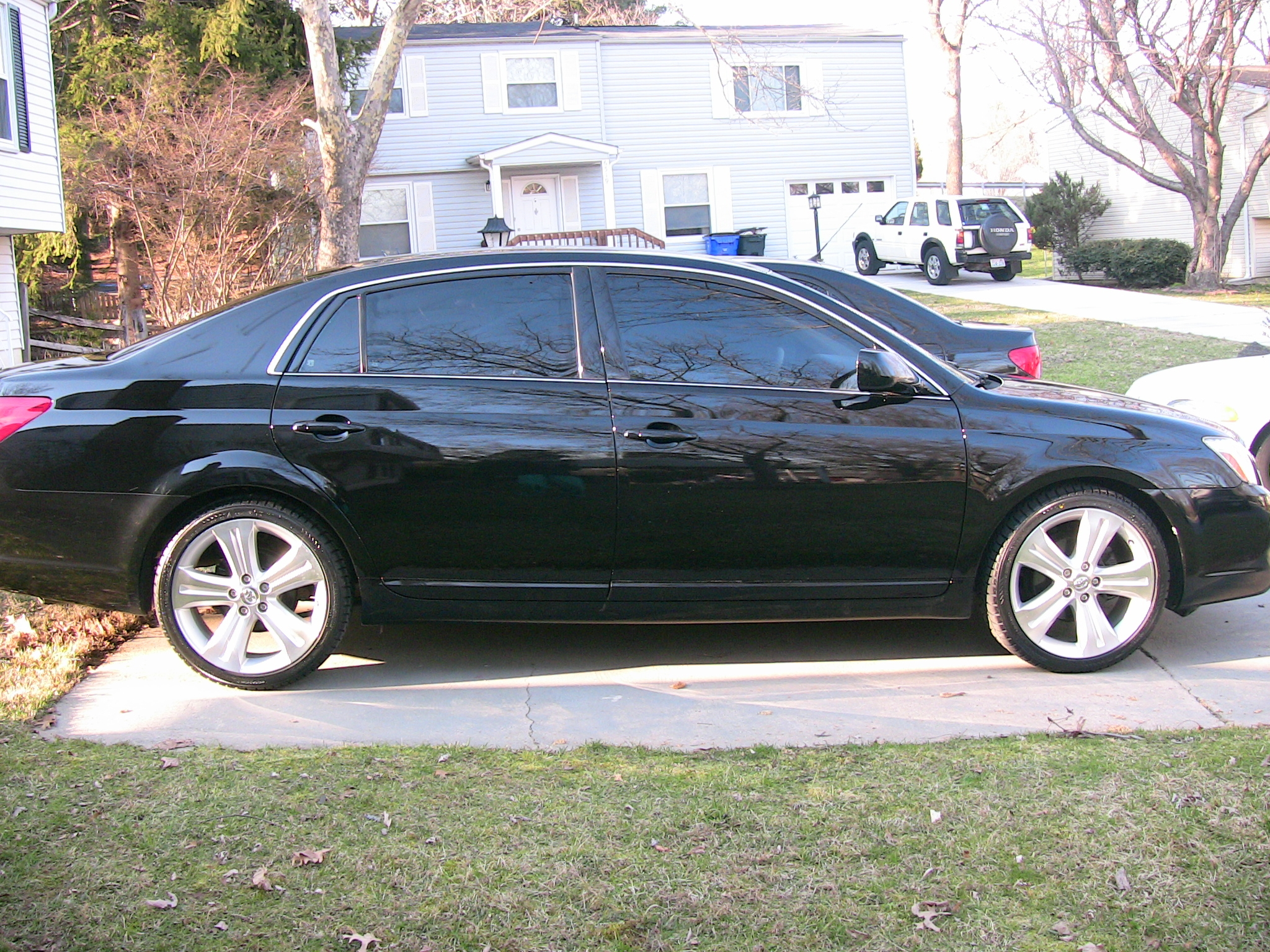 Another cpuforever 2006 Toyota Avalon post... - 15044604