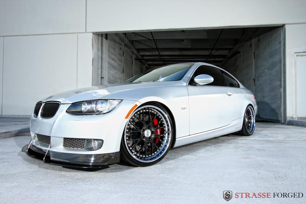 strasse forged 2008 bmw 3 series335i coupe 2d specs photos modification info at cardomain. Black Bedroom Furniture Sets. Home Design Ideas