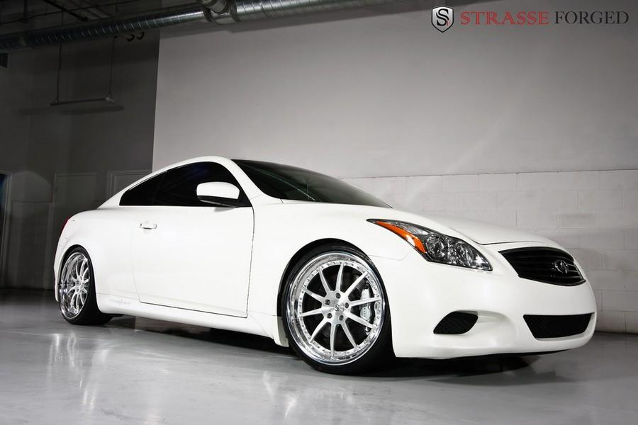 Another Strasse_Forged 2008 Infiniti G post... - 15045052