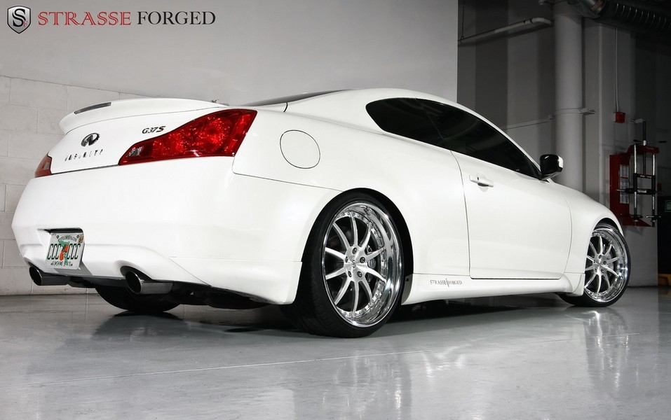 Another Strasse_Forged 2008 Infiniti G post... - 15045055