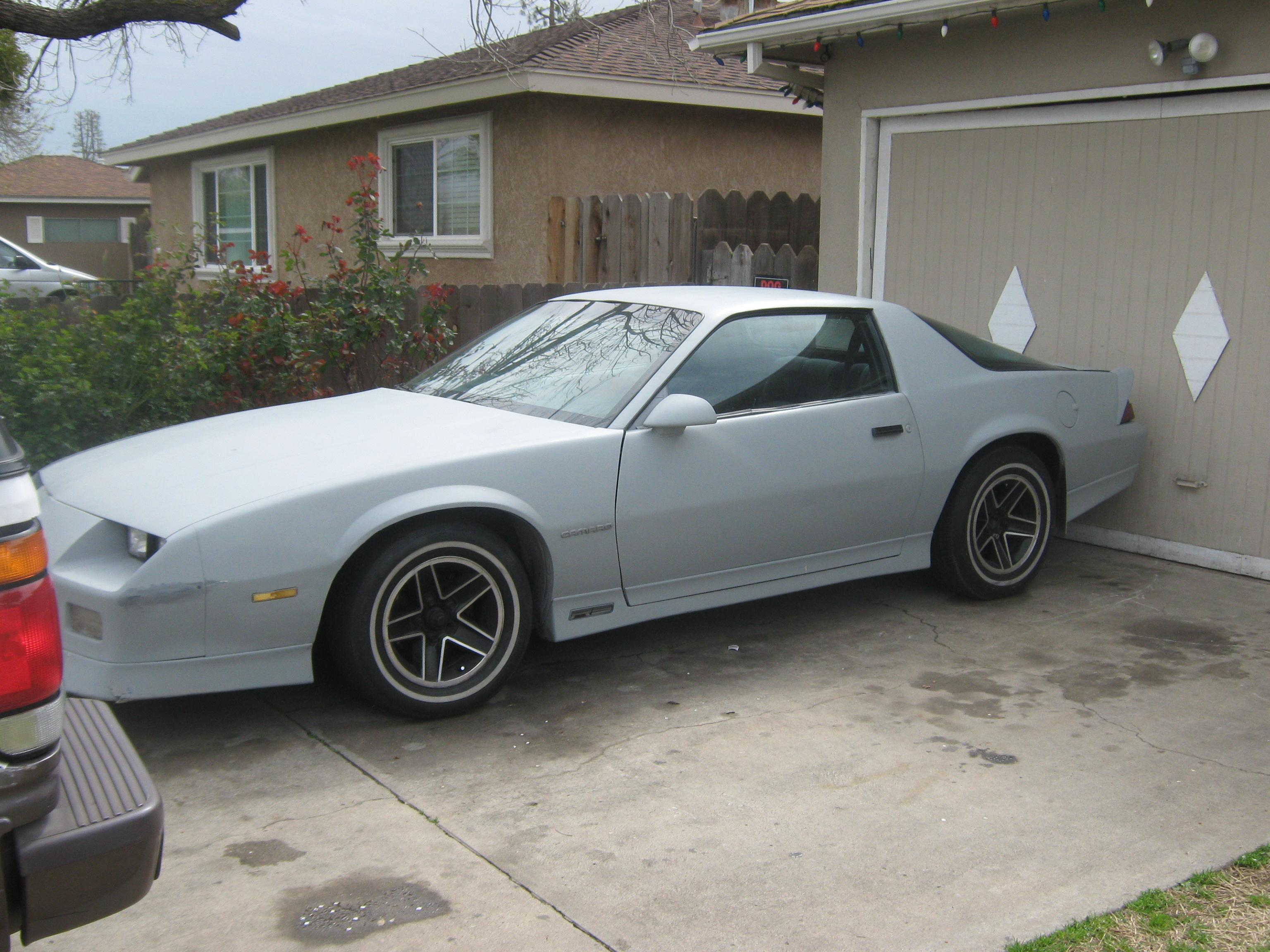 Another cornut 1989 Chevrolet Camaro post... - 15045066