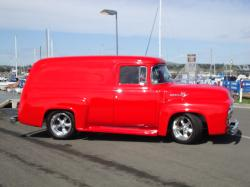 1956 Ford F150 Regular Cab